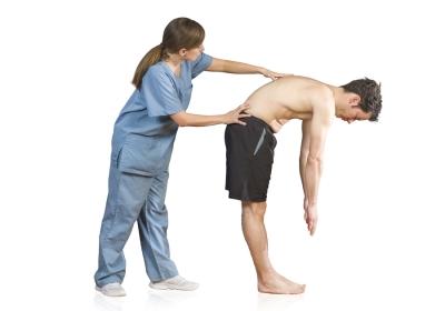 kyphosis - spine